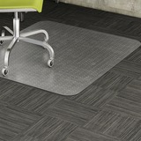 Lorell Rectangular Low Pile Chair Mat 69160