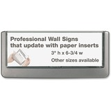Durable CLICK SIGN Holder
