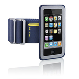 Belkin FastFit Digital Player Case - Armband - Black