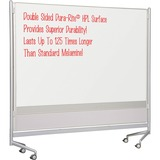 Balt Mobile Dry Erase Double-sided Partition