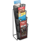 Safco Onyx Mesh Pamphlet Displays