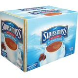 HUN55584 - Swiss Miss Marjack No Sugar Added Hot Choc. Mix