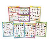 Carson-Dellosa Language Arts Chartlet Set