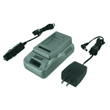 Hi-Capacity Ultra Fast Battery Charger