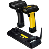 Datalogic PowerScan PBT7100 Handheld Bar Code Reader - Yellow, Black