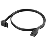 Ultra ULT40447 Right Angle Serial-ATA Cable