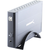 Sabrent Drive Enclosure - External - Black ECS-U35K