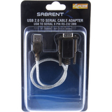 Sabrent USB to Serial Cable SBT-USC1K