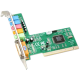 Sabrent SBT-SP6C 5.1 Channels Sound Card - SBTSP6C
