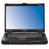 Panasonic Toughbook 15.4' Notebook - Core 2 Duo P8400 2.26 GHz - Magnesium Alloy