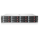 HP StorageWorks D2700 Hard Drive Array - 12 x HDD Installed - 7.20 TB Installed HDD Capacity AW523A