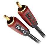 Nxg Basix Composite Audio Cable - 19.69 ft - Black