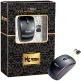 Genius Mouse - Laser Wireless - Black - Retail
