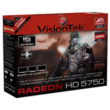 Visiontek Radeon HD 5750 Graphics Card