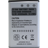 Unitech 1400-900003G Handheld Device Battery - 3300 mAh