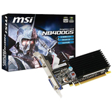 MSI GeForce 8400 GS Graphics Card - PCI Express x16 - 512 MB DDR2 SDRAM