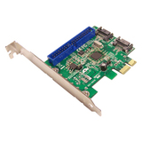 Siig 3-port PCI Express Serial ATA/PATA Controller