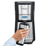 Hamilton Beach BrewStation 48465 Coffeemaker - 48465