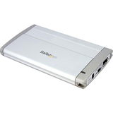 2.5in USB FireWire External Hard Drive Enclosure - SAT2510U2F