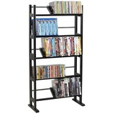 Atlantic Element Media Storage Rack