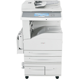 Lexmark X864DHE 4 Laser Multifunction Printer - Monochrome - Plain Paper Print - Desktop