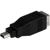 StarTech Mini USB to USB B Adapter - M/F