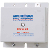 Minuteman LineGuard MMS-CAT6-POE Surge Suppressor MMS-CAT6-POE