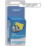 Dymo File Folder Labels - 30576
