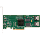 Cisco SAS3081E-R SAS RAID Controller - Serial Attached SCSI, Serial ATA/300 - PCI Express x8 - Plug-in Card