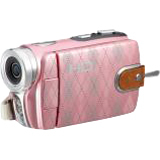 DXG Soho DXG-533V Digital Camcorder - 3' LCD - CMOS - Pink