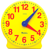 Learning Resources Learning Clock, 12-Hour Demonstration Clock