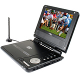 "Noah Company ED8850B Portable DVD Player - 7"" Display ED8850B"