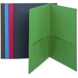 BSN78502 - Business Source Two-Pocket Folders