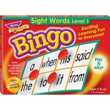 Trend T-6064 Sight Words Bingo Game