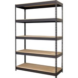 Hirsh Riveted Boltless Shelf Unit - 17313