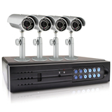 Swann Alpha D01C2 Video Surveillance System