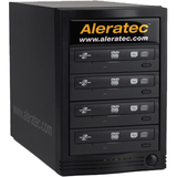 Aleratec 1:4 CD/DVD Duplicator with LightScribe 260170