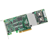 Cisco 9261-8i SAS RAID Controller - Serial Attached SCSI, Serial ATA/300 - PCI Express 2.0 x8 - Plug-in Card