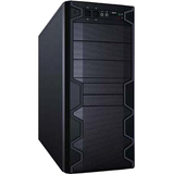 Apex Vortex 3620 System Cabinet - Mid-tower - Black