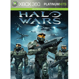 Microsoft Halo Wars Platinum Hits C3V-00113