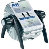 Visifix Flip Rotary Business Card File