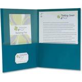 TOPS Recycled Twin Pocket Portfolio