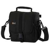 Lowepro Adventura 140 Carrying Case for Camcorder - Black - LP361060EU