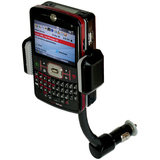 GG-FLEX-SMART - Accessory Power GG-FLEX-SMART Advanced Smart Phone FM Transmitter & Car Charger Mount