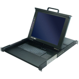 Minicom SmartRack 0SU52098/EN Rackmount LCD