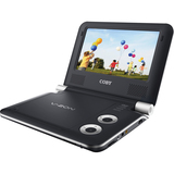 Coby TFDVD7009 Portable DVD Player