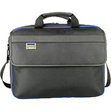 Microsoft 39105 Notebook Case - Portfolio - Poly, Vinyl - Black