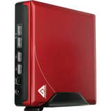 Apricorn Aegis NetDock AND-DVDRW- 500 Port Replicator