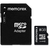 Memorex TravelCard8 GB Secure Digital High Capacity (SDHC)