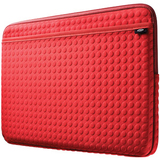 LaCie ForMoa 130941 Notebook Case - Sleeve - Neoprene - Red